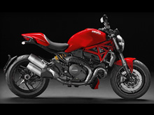 Monster 1200 Red