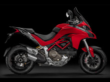 MULTISTRADA 1200S Red