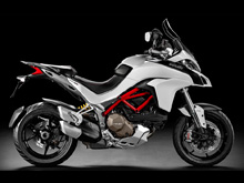 MULTISTRADA 1200S White
